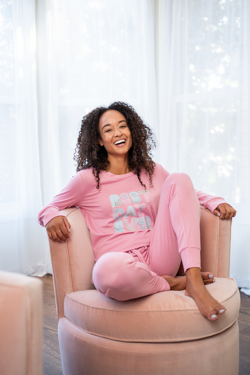 Best Day Ever Lounge Sweater