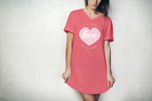 Love Me Sleep Shirt