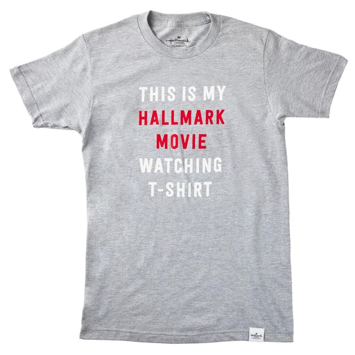 Hallmark Movie Watching T-Shirt