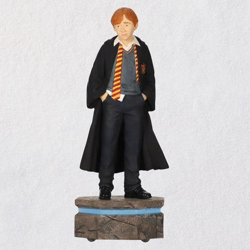 Ron Weasley™ Ornament With Light and Sound