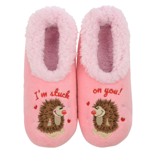 I'm Stuck On You Snoozies! Slippers