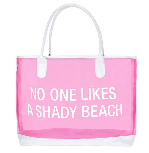 No One Likes A Shady Beach Beach Bag