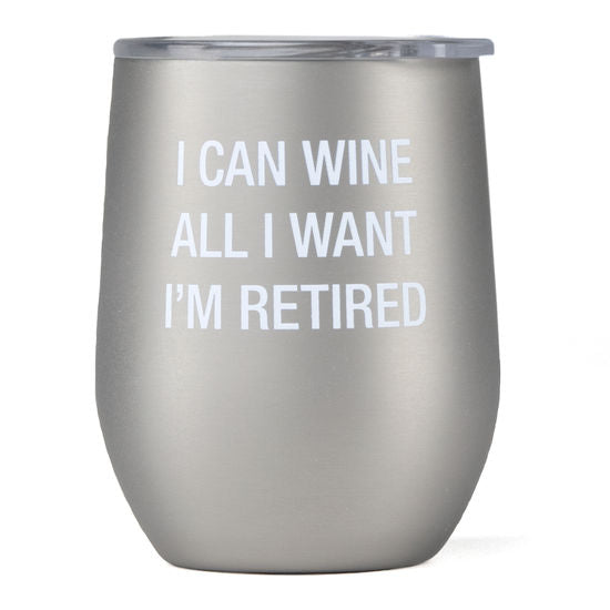 Retired Thermal Stemless Wine Tumbler
