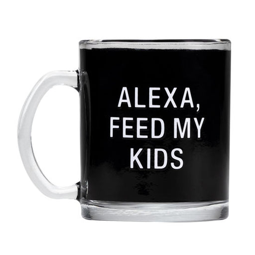 Alexa Glass Mug