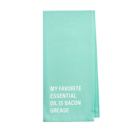 Bacon Grease Tea Towel