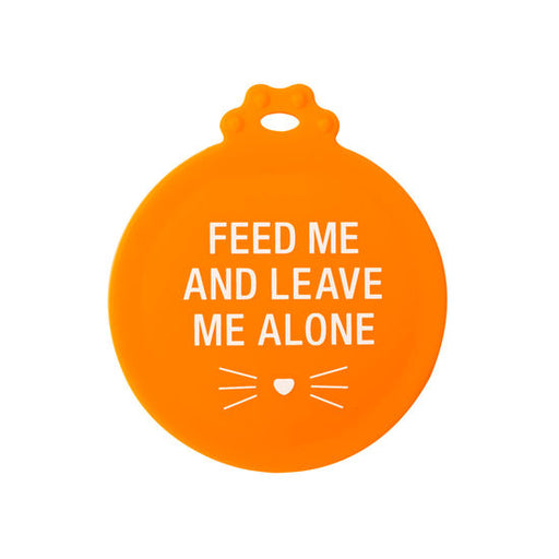 Feed Me Can Cover