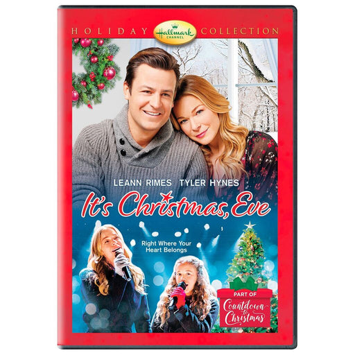 It's Christmas, Eve DVD