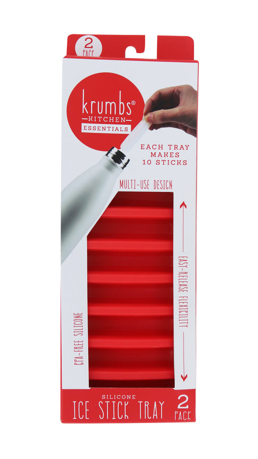 Krumbs Silicone Ice Stick Tray