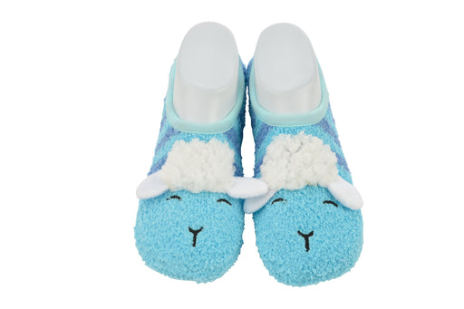Mary Jane Lamb Snoozies! Slipper Socks