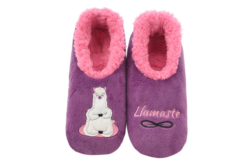 Llamaste Snoozies! Slippers
