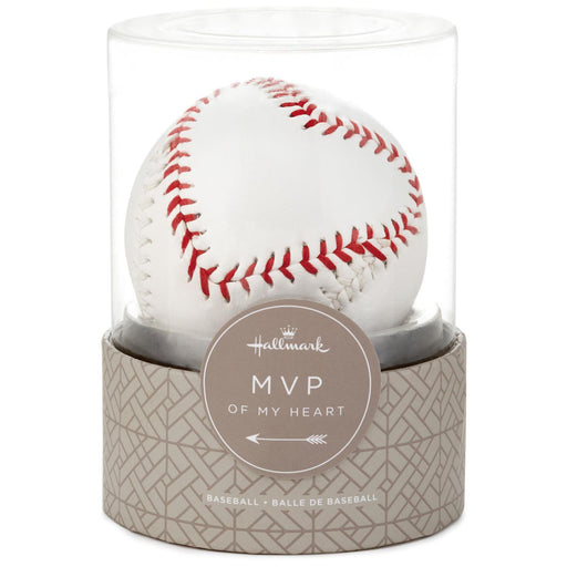 """MVP of My Heart"" Baseball"