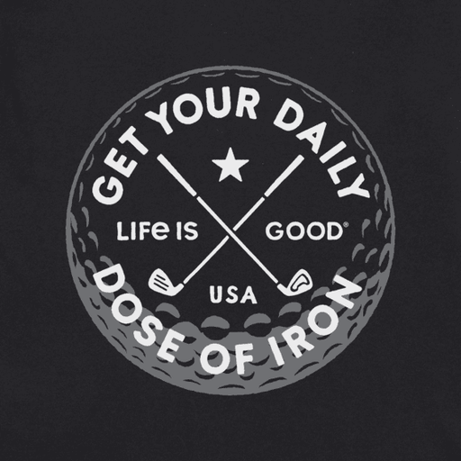 Daily Dose of Iron Crusher Tee