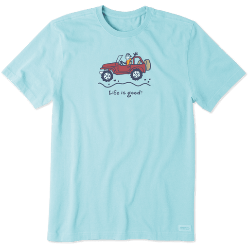 Off-Road Jake Vintage Men's Crusher Tee