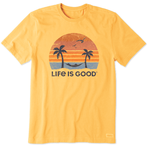 Retro Hammock Men's Crusher Tee