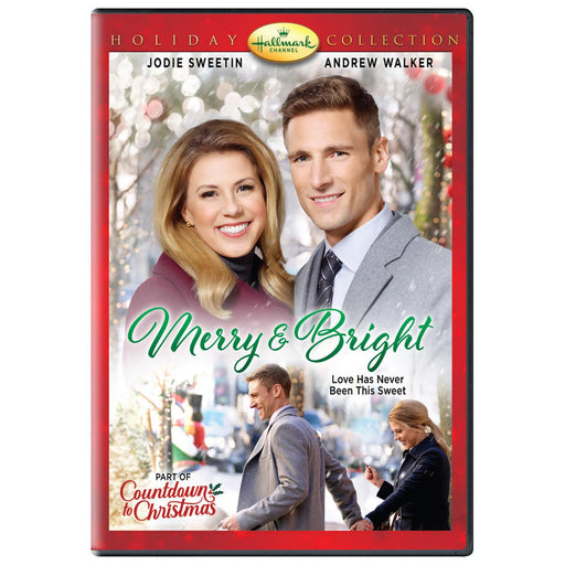 Merry & Bright DVD
