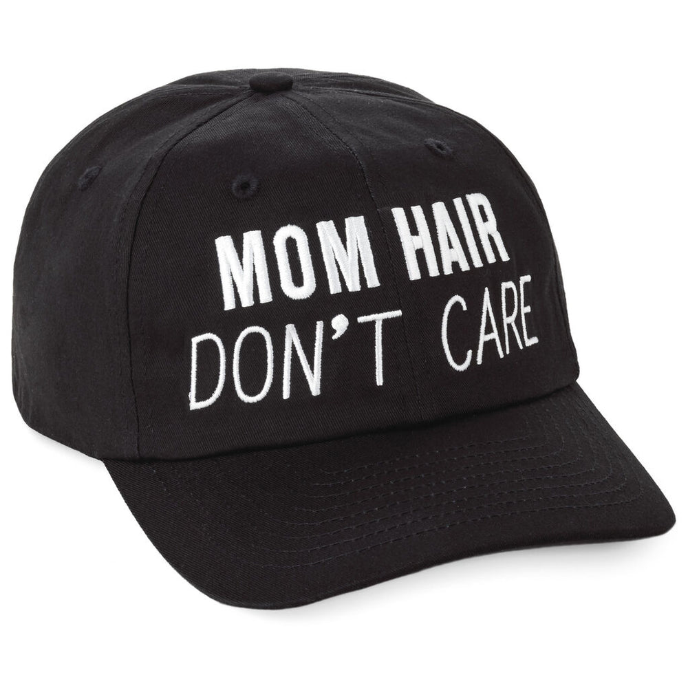Mom Hair Don't Care Baseball Cap