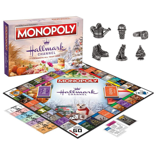Hallmark Channel Monopoly Board Game
