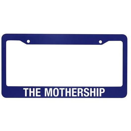 Mothership License Plate Holder