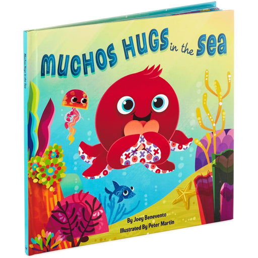 Mucho Hugs in the Sea Book