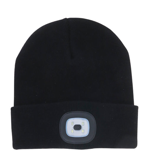 Rechargeable Beanie Hat