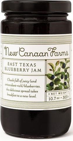 East Texas Blueberry Jam