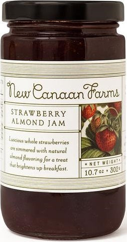 Strawberry Almond Jam