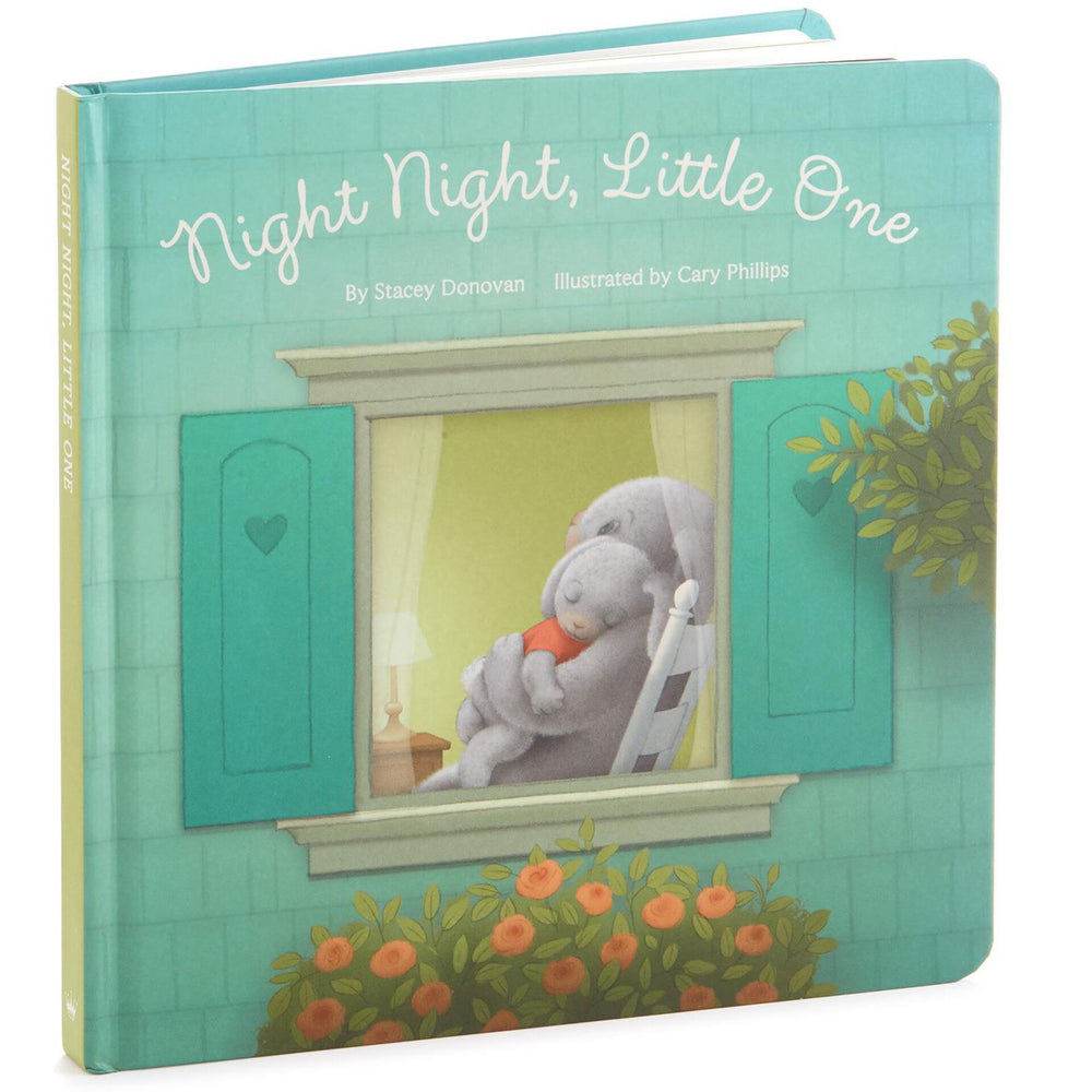Night Night, Little One Bunny Board Book