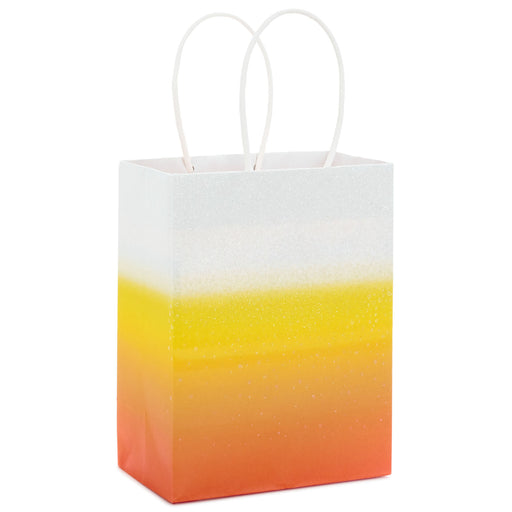 Ombré Candy Corn Small Gift Bag