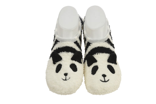 Mary Jane Panda Snoozies! Slipper Socks
