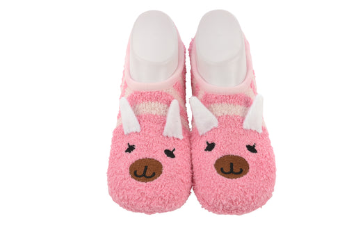 Mary Jane Pig Snoozies! Slipper Socks