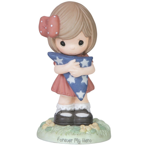 """Forever My Hero"" Figurine"