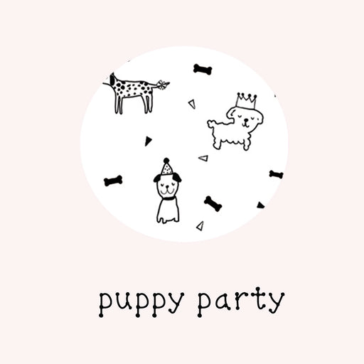 Kids Puppy Party Face Mask Made in USA