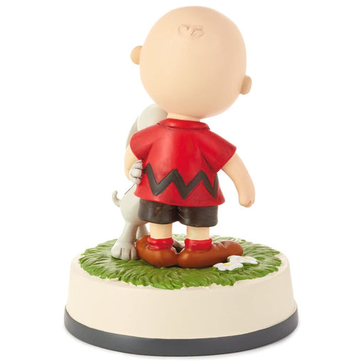 Peanuts® Charlie Brown and Snoopy Together Figurine