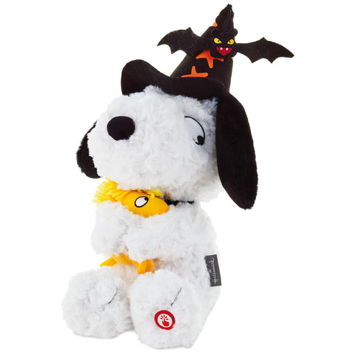 Peanuts® Shiver & Shake Snoopy Musical Stuffed Animal With Motion, 11.5""