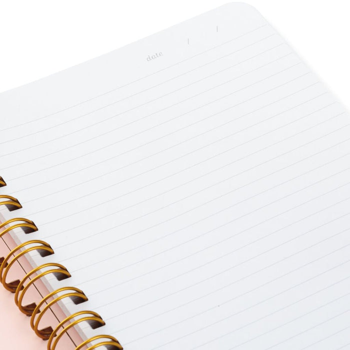 Force to Be Reckoned With Spiral Notebook