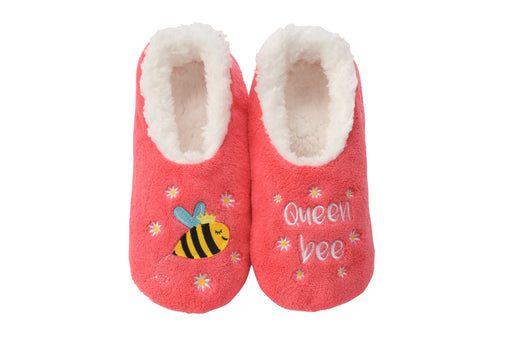Queen Bee Snoozies! Slippers