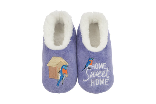 Home Sweet Home Snoozies! Slippers