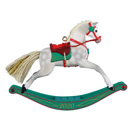 Rocking Horse Memories 2020 Ornament - 1st in the Series