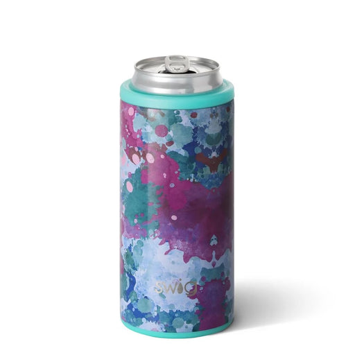 Swig Pattern Skinny Can Cooler
