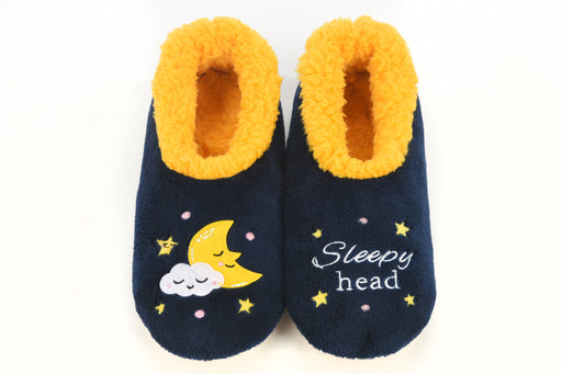 Sleepyhead Snoozies! Slippers