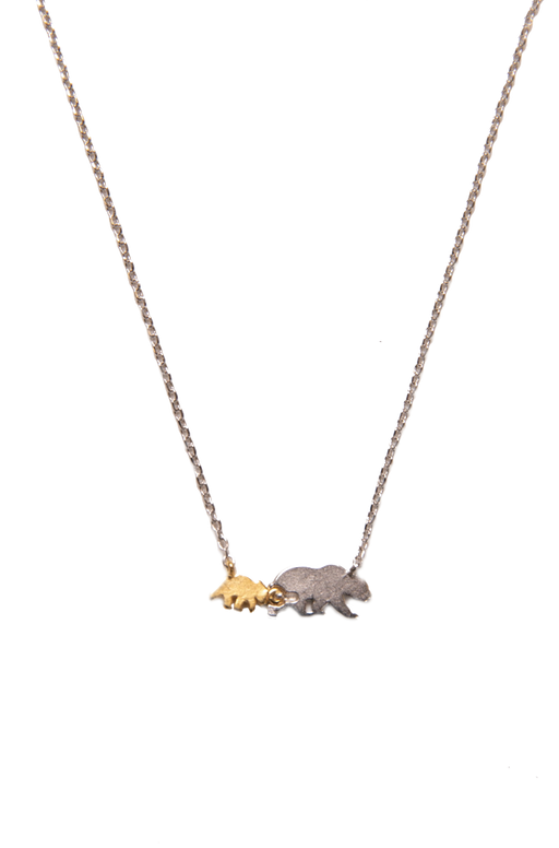 Simply Southern Bear Necklace