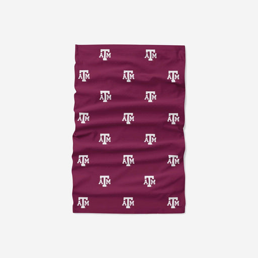 Texas A&M Aggies Mini Print Gaiter Scarf and Face Mask
