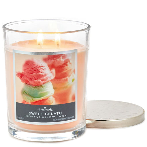 16oz Sweet Gelato 3-Wick Jar Candle