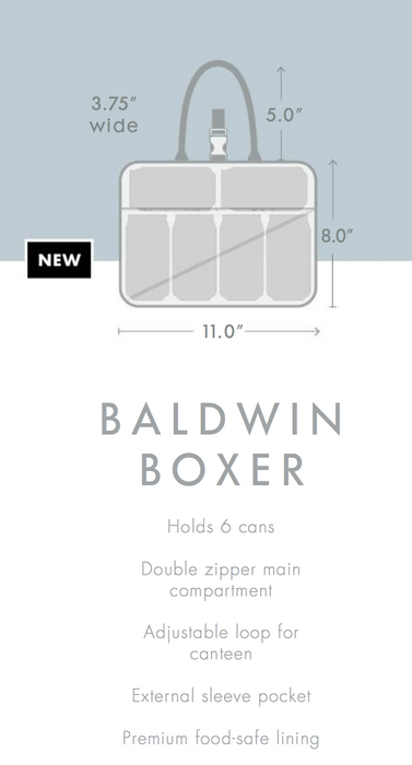 Baldwin Boxer Lunchbox Collection