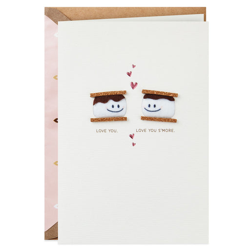 S'mores Love Card