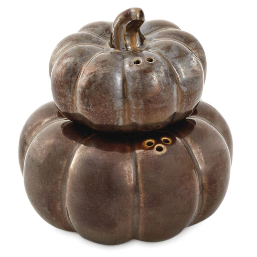 Stacking Pumpkins Salt and Pepper Shakers