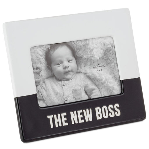 The New Boss Picture Frame