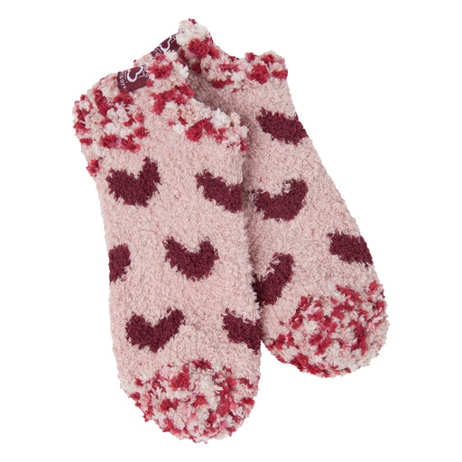 Adobe Heart Cozy Low Socks