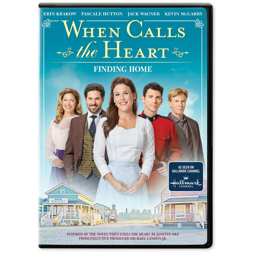 When Calls The Heart: Year 7 Movie 1 DVD