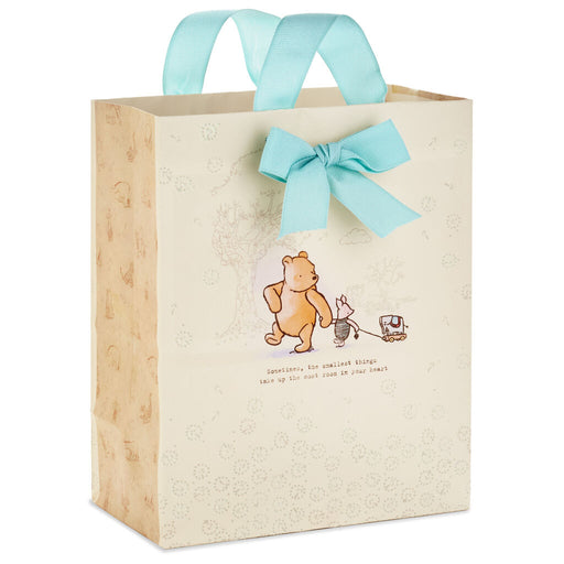 Winnie the Pooh and Piglet Medium Gift Bag